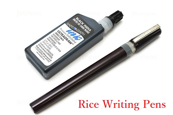 Rice Writing Pens